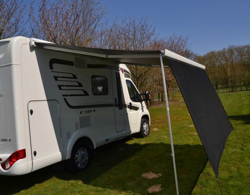 Caravan Sonnenschutz Vordach Markise Alphazwei